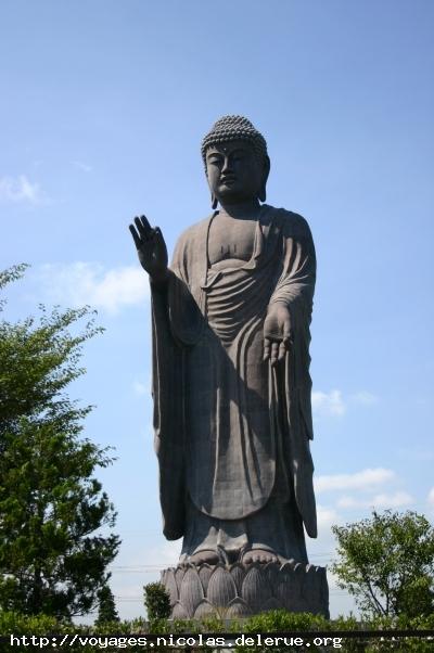The big buddha of Ushiku